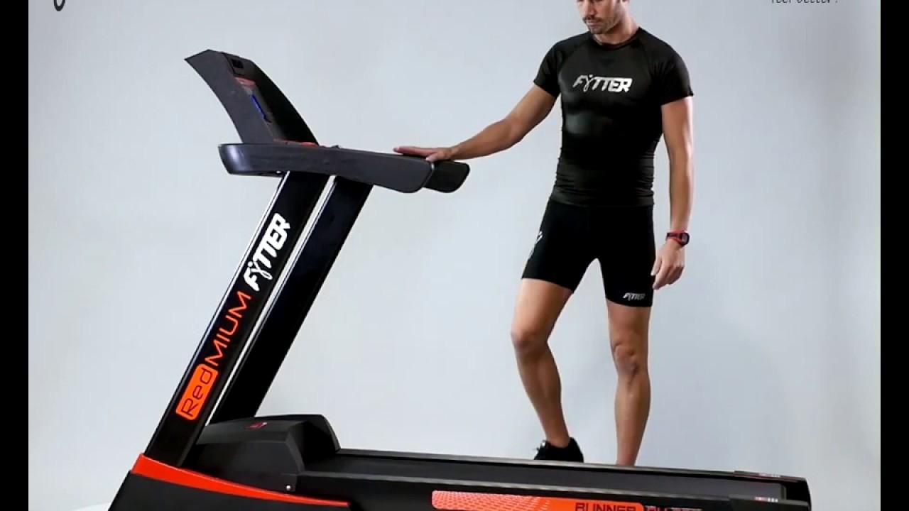 Fytter Runner Ru 09r Tapis De Course Tool Fitness Youtube