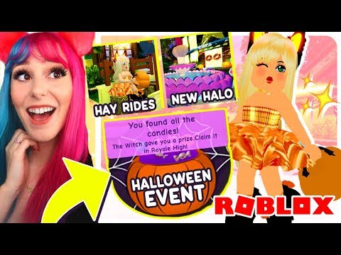 Roblox Halloween Event 2020 Prize ROYALE HIGH NEW FALL UPDATE + NEW EVENT! Roblox Royale High Brand