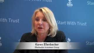Karen Ellenbecker on the BBB Torch Award for Ethics