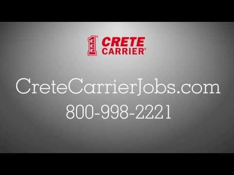 Minneapolis Truck Driving Jobs | 612-200-0585 | Crete Carrier Corporation
