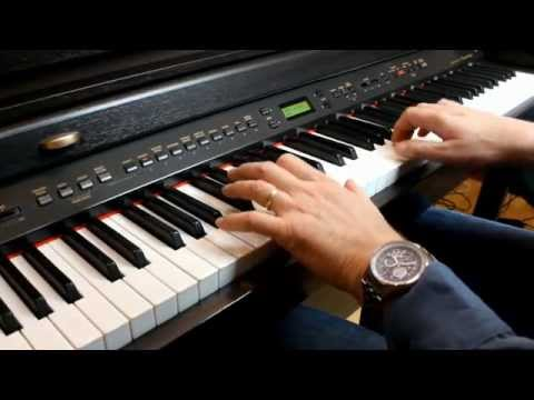 A-ha - Hunting High And Low - Piano Solo - Revisited - HD