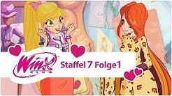 Winx Club - Staffel 7 Folge 1 - Der Alfea-Naturpark (komplett)