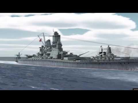 Two steps from hell( Victory )WW2 Pacific Fleet  大日本帝国海軍 vs US Navy