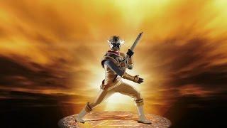 Enter Levi Weston, Gold Ranger!