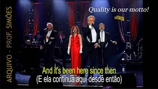 SINCE I DON'T HAVE YOU (JIMMY BEAUMONT & THE SKYLINERS) - LEGENDADO - HD