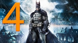 Batman Arkham Asylum Walkthrough Part 4 No Commentary 1080p HD