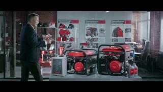 видео Fubag BS 2200 (бензин)