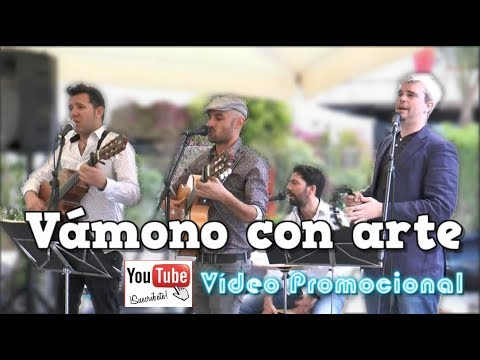 Vámono con arte, grupo flamenquito, sevillanas y rumbas. Promo