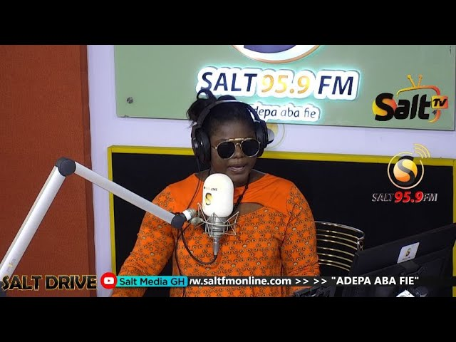 LIVE | SALT DRIVE WITH AKUA SIKA || 28/04/21