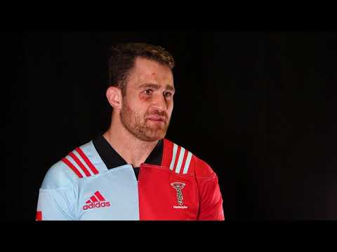 James Horwill ahead of Harlequins' Champions Cup campaign