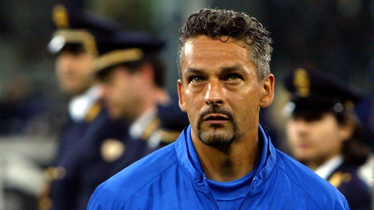 Moments Roberto Baggio Youtube