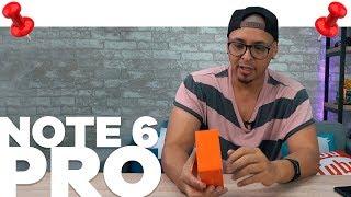 Xiaomi Samsungando? Redmi note 6 Pro!
