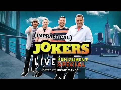 "Behind the Scenes on truTV's ""Impractical Jokers"" Live Punishment Special - New York, NY"