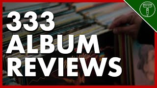EVERY ALBUM REVIEW from 2018 to 2020 (+ revising my opinions on some)