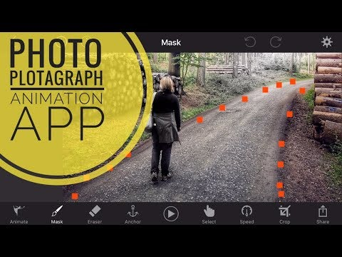 Quick Plotagraph App Tutorial Photo Animation  - Make your Photos Move