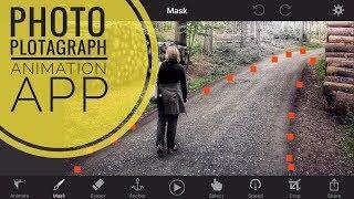 Quick Plotagraph App Tutorial Photo Animation Plotaverse - Make your Photos Move