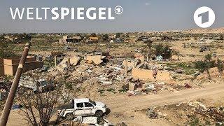 Syrien: Baghus - die ehemalige IS-Bastion | Weltspiegel