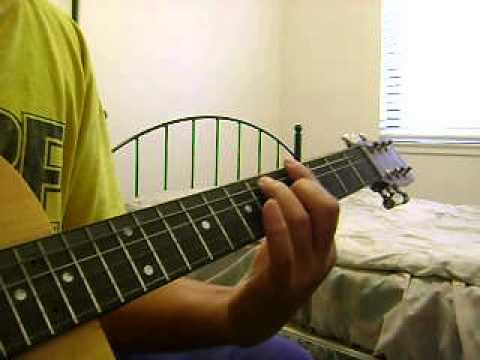sweet pea acoustic chords- amos lee - YouTube
