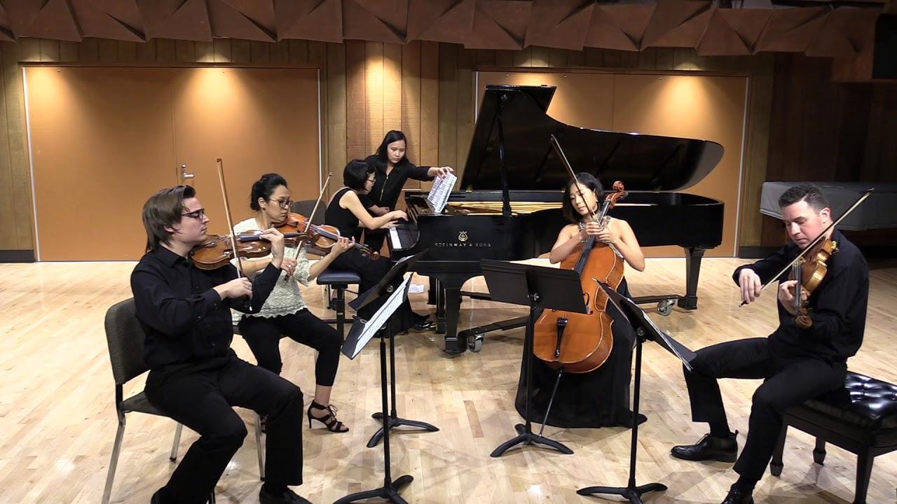 Amy Beach: Piano Quintet in F-Sharp Minor, Op. 67,  III. Allegro agitato-Adagio come prima-Presto