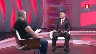 "Юрий Ветоха в программе ""Мой Спорт"" (02.02.2017)"