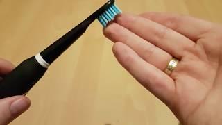 Fairywill elektrische Zahnbürste 5 Reinigungs-Modi, 2 Minuten Timer und mind. 30 Tage Nutzung