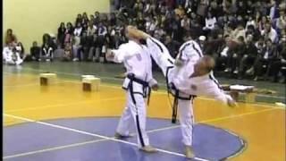 Demonstration From Master V. Alexandris 8th Degree