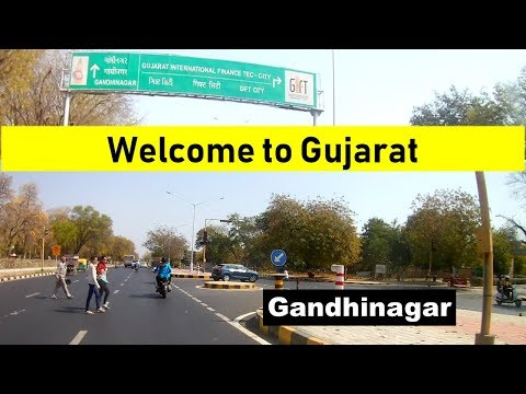 Ahmedabad To Gandhinagar -  No.1 Best City Of Gujarat
