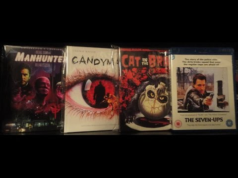 DVD & Blu-ray Collection: July 2016 Update (Scream Factory, Signal One, John Wayne, and More)