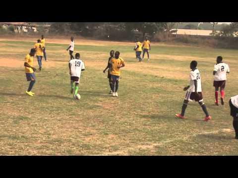 University of Ghana Vs Asal (Day 1)