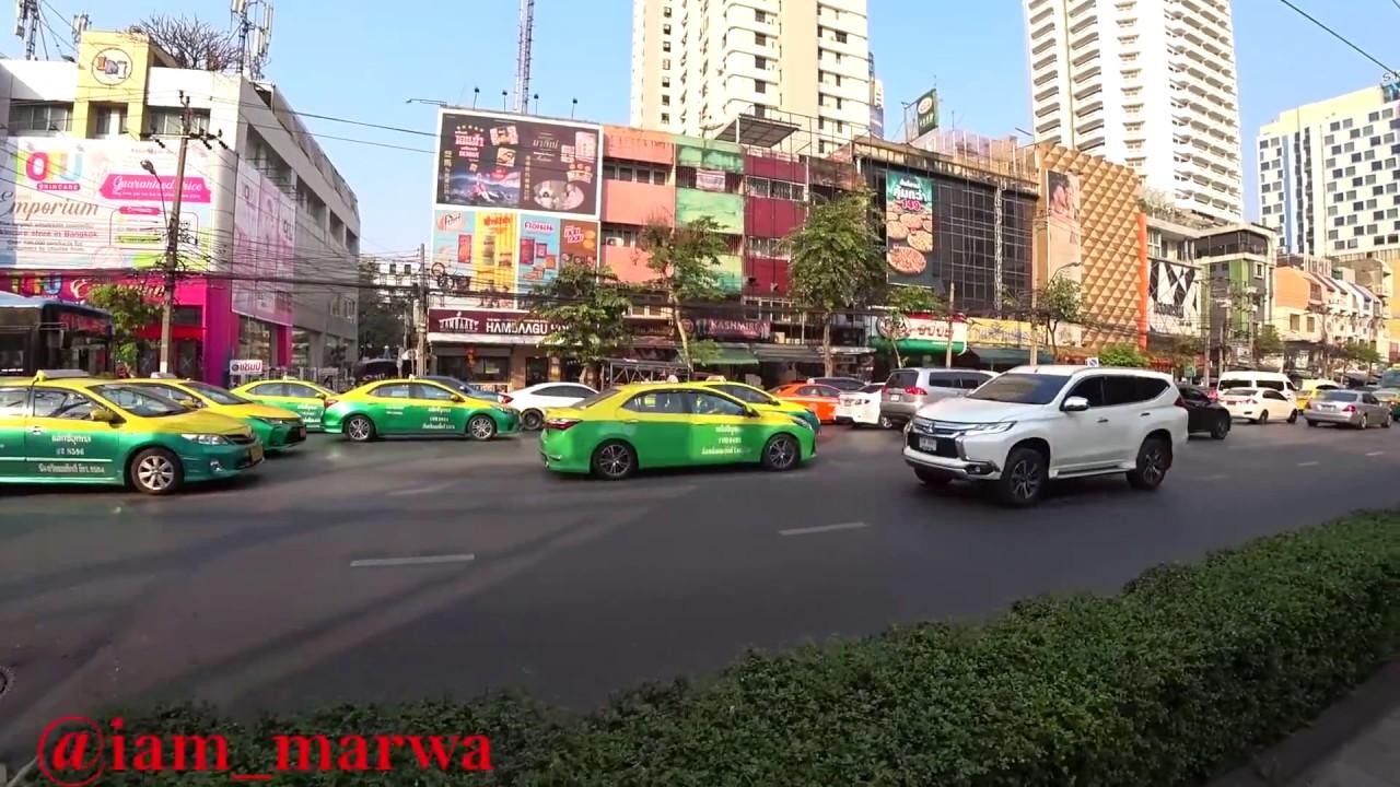 REAL STREETS BANGKOK THAILAND || iam_marwa