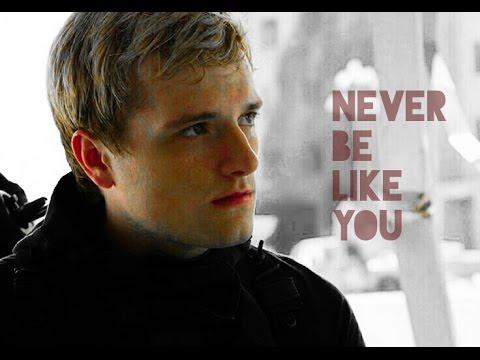 katniss & peeta II never be like you ( #whish 1 )