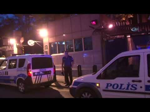 Raw: Shots Fired Outside US Embassy In Turkey