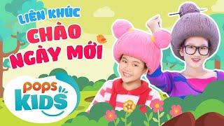 Mầm Chồi Lá - Liên Khúc Chào Ngày Mới - Nhạc Thiếu Nhi Sôi Động | Vietnamese Kids Song
