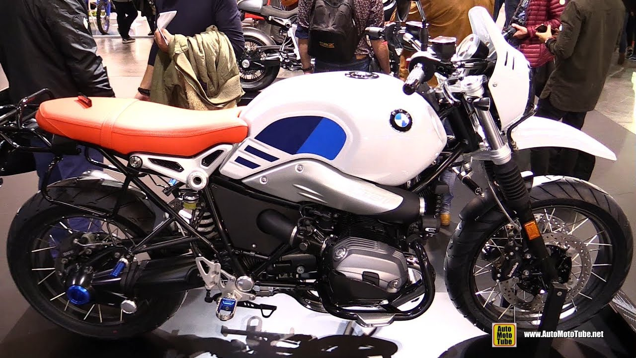 2018 Bmw R Nine T Urban Gs Rizoma Customized Walkaround 2017