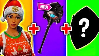 🏆 YOUR 5 BEST SKIN COMBINATIONS in Fortnite BattleRoyale 🔥