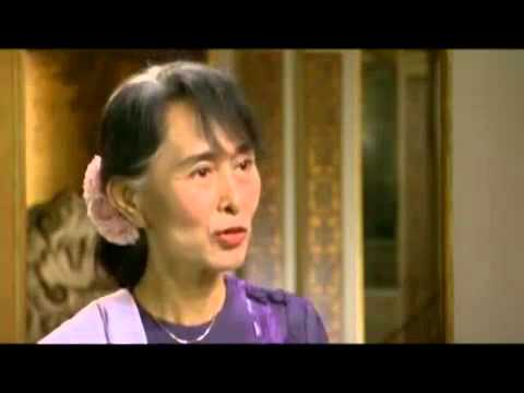 Aung San Suu Kyi    Interview with Charlie Rose, New York, New York, Friday, September 21, 2012