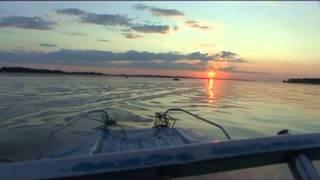 Рыболовные путешествия: 2 дня на Волге