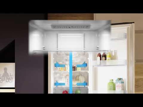 Hisense RB338 Fridge Freezer