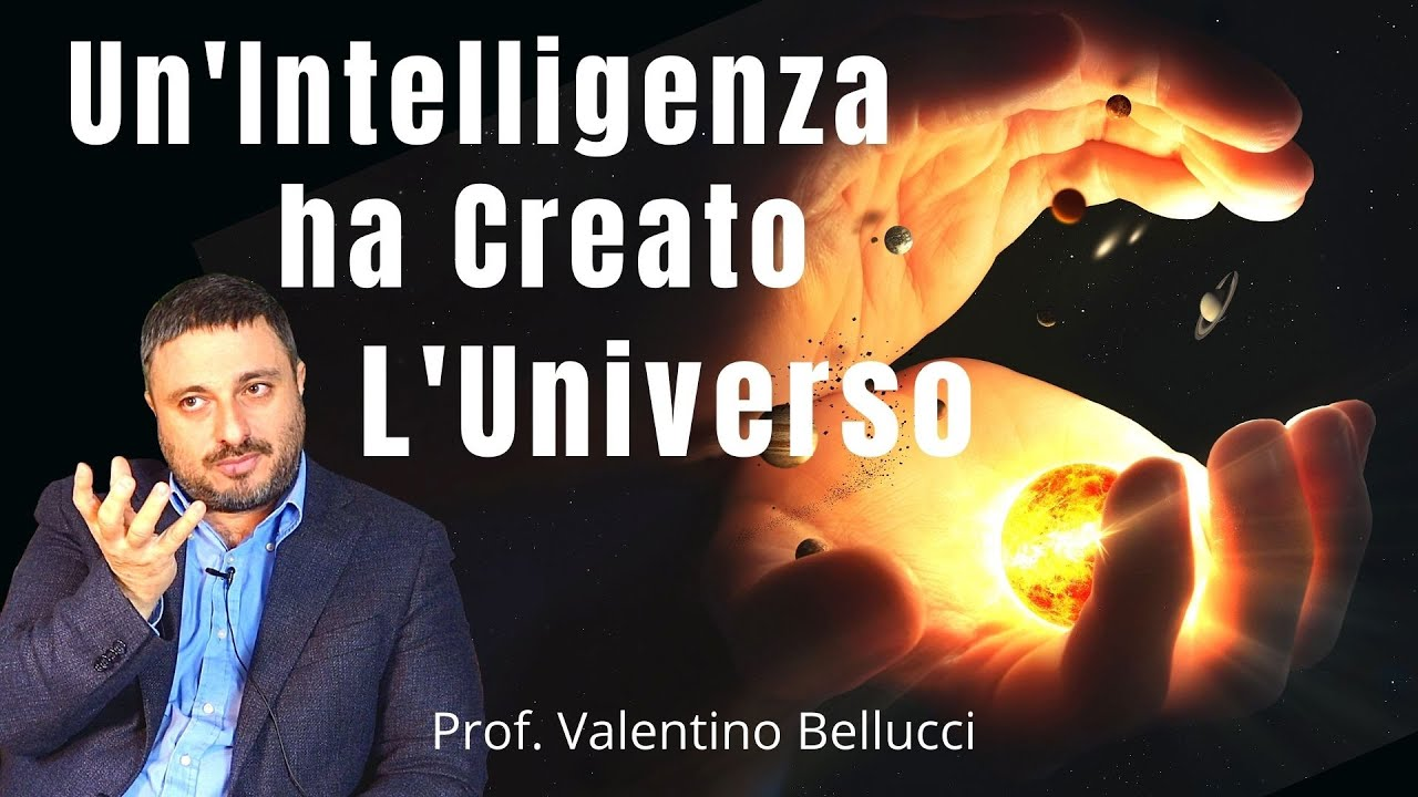 """Download Purana: """"Un'Intelligenza ha Creato L'Universo"""" - prof. Valentino Bellucci"""