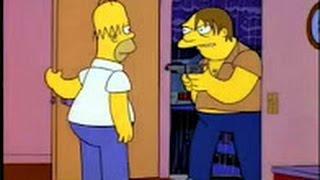 Deme mi oso Simpson! + Barney dejame en paz - Los Simpson