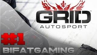 GRID Autosport Career-Sponsors! PC Gameplay Part 1