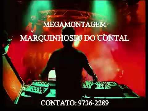 MEGA MONTAGEM MC MAGRINHO - DJ Marquinhos