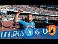Napoli - Benevento - 6-0 - Highlights - Giornata 4 - Serie A TIM 2017/18
