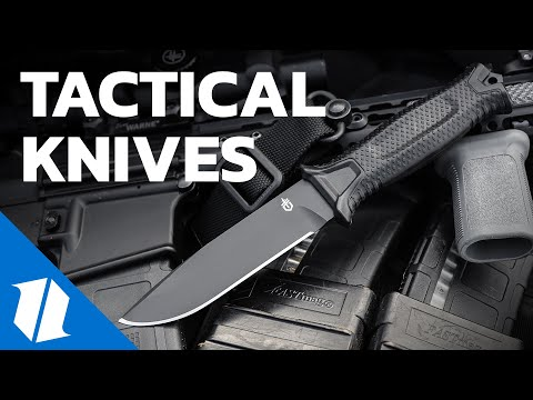 Army Ranger Reviews the Best Tactical Knives | Knife Banter Ep. 91