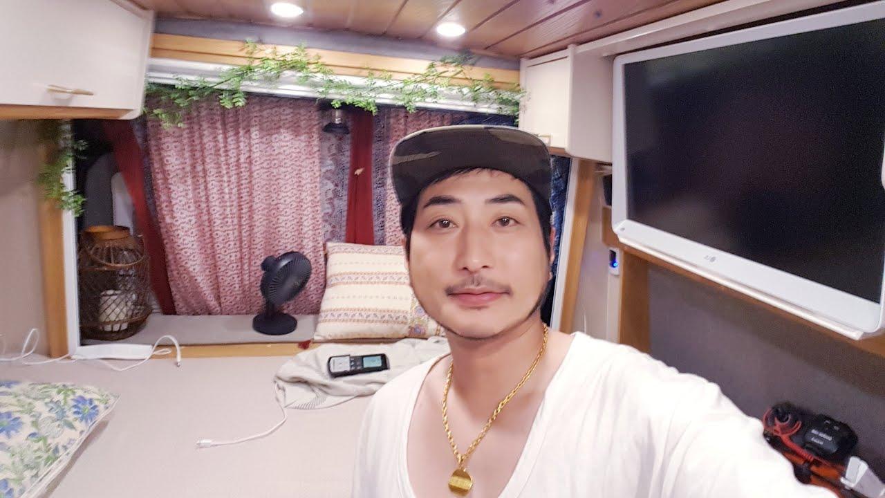 캠핑카 시스템 무엇이든 물어보세요~ 럭셔리황님과 함께^^