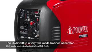 SUA2000i Unbox, Prep and Start a Brand New SUA2000i Right Out of the Box...