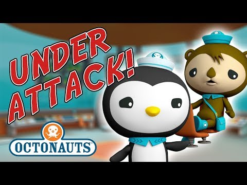 Octonauts - Under Attack | Cartoons for Kids | Underwater Se