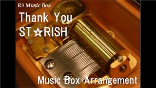 "Thank You/ST☆RISH [Music Box] (Anime ""Uta no Prince-sama M..."