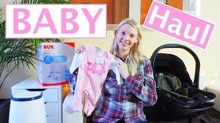 Baby Haul | Erstausstattung | Isabeau