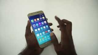 samsung galaxy a8 unboxing price in india first impressions